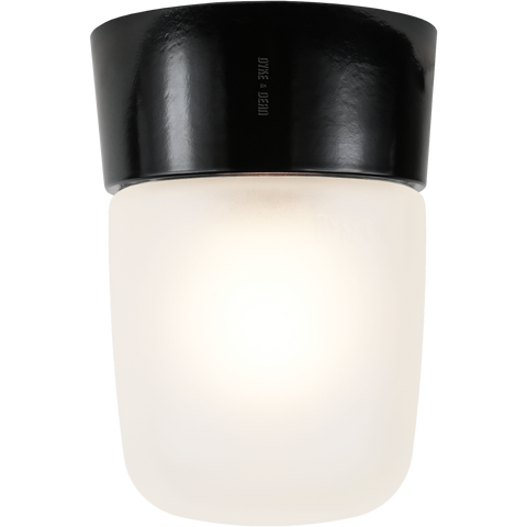 DUROPLAST REAR WIRED WALL & CEILING LIGHT FROSTED - BATHROOM / OUTDOOR LIGHTS - DYKE & DEAN  - Homewares | Lighting | Modern Home Furnishings