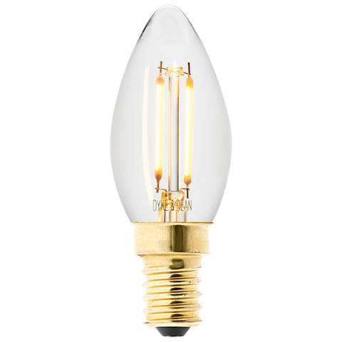 DYKE & DEAN LED CANDLE E14 BULB - BULBS - DYKE & DEAN  - Homewares | Lighting | Modern Home Furnishings