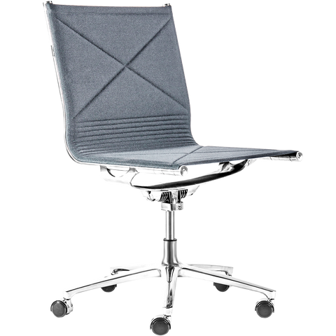 JOINT 1211 OFFICE CHAIR UPHOLSTERED SWIVEL