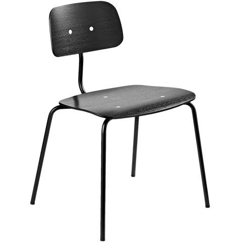 KEVI 2060 DINING CHAIR BLACK