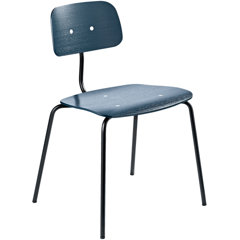 KEVI 2060 DINING CHAIR MIDNIGHT BLUE