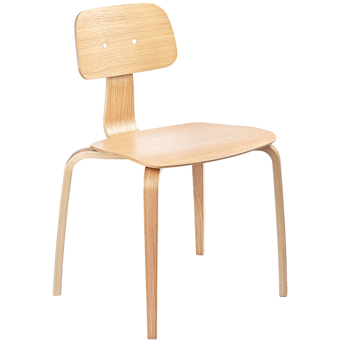 KEVI 2070 CHAIR OAK