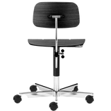 KEVI 2533 OFFICE CHAIR ASH BLACK
