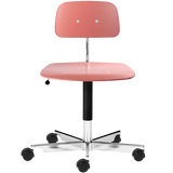 KEVI 2533 OFFICE CHAIR ASH SOFT DEEP PEACH
