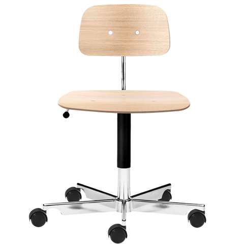 KEVI 2533 OFFICE CHAIR OAK