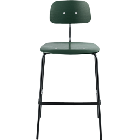KEVI 2062 BARSTOOL BOTTLE GREEN