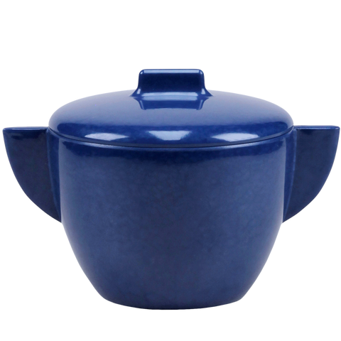 MELAMINE SUGAR BOWL BLUE - KITCHENWARE - DYKE & DEAN  - Homewares | Lighting | Modern Home Furnishings