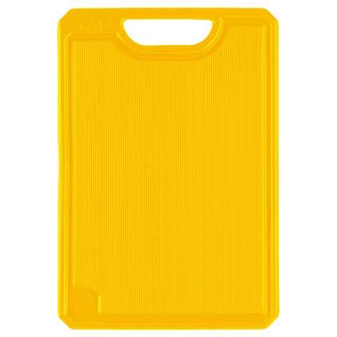PROFESSIONAL CHOPPING BOARD YELLOW