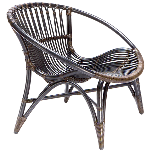CL320 EASY RATTAN CHAIR OUTDOOR