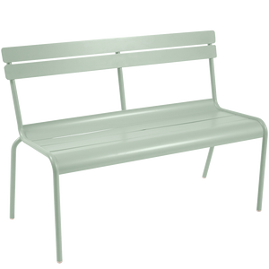 OUTDOOR BACKREST BENCH 2-3 SEATER