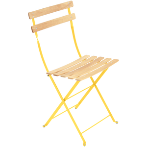 BISTRO FOLDING CHAIR BEECHWOOD