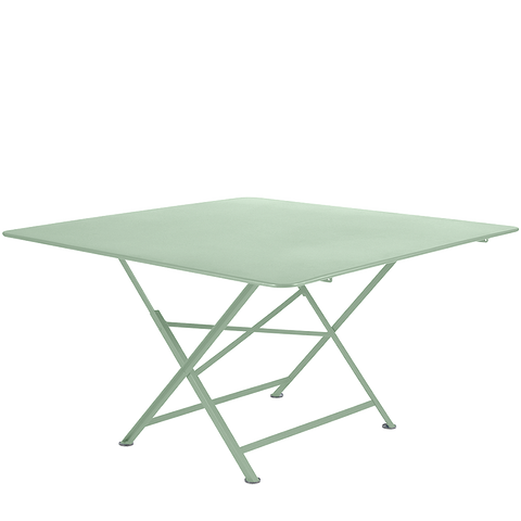 BISTRO LARGE FOLDING TABLE 127x127 - TABLES - DYKE & DEAN  - Homewares | Lighting | Modern Home Furnishings