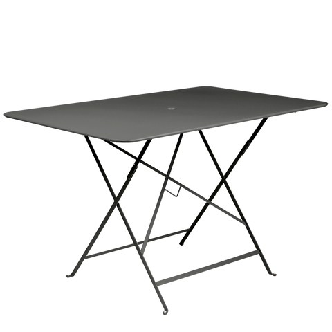 BISTRO FOLDING TABLE 117x77 - TABLES - DYKE & DEAN  - Homewares | Lighting | Modern Home Furnishings