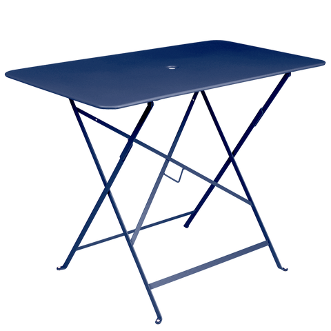 BISTRO FOLDING TABLE 97x57 - TABLES - DYKE & DEAN  - Homewares | Lighting | Modern Home Furnishings