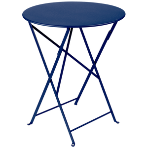 BISTRO FOLDING TABLE 60Ø - TABLES - DYKE & DEAN  - Homewares | Lighting | Modern Home Furnishings