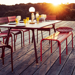 RECTANGLE OUTDOOR TABLE 207 - TABLES - DYKE & DEAN  - Homewares | Lighting | Modern Home Furnishings