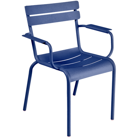 OUTDOOR STACKING ARMCHAIR - CHAIRS - DYKE & DEAN  - Homewares | Lighting | Modern Home Furnishings