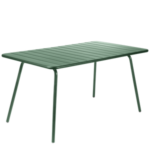 RECTANGLE OUTDOOR TABLE 143