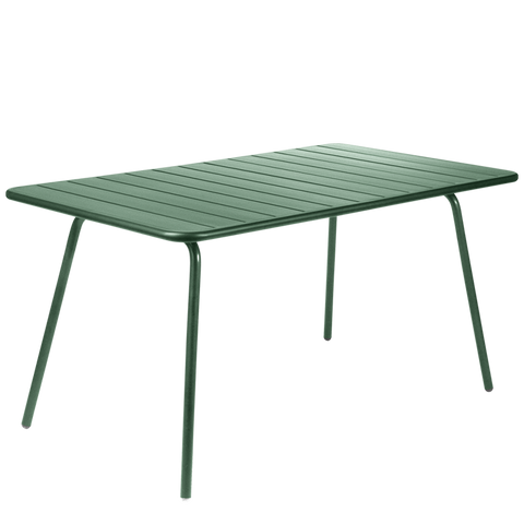 RECTANGLE OUTDOOR TABLE 143 - TABLES - DYKE & DEAN  - Homewares | Lighting | Modern Home Furnishings
