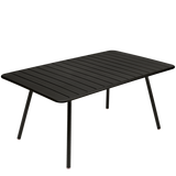 RECTANGLE OUTDOOR TABLE 165