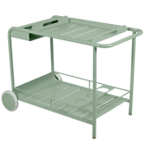 OUTDOOR SERVING TROLLY