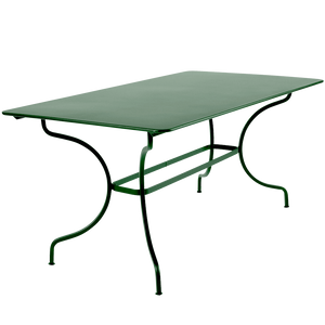 OPERA OUTDOOR DINING TABLE 180x100