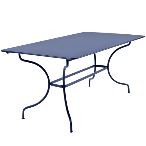 OPERA OUTDOOR DINING TABLE 180x100 - TABLES - DYKE & DEAN  - Homewares | Lighting | Modern Home Furnishings