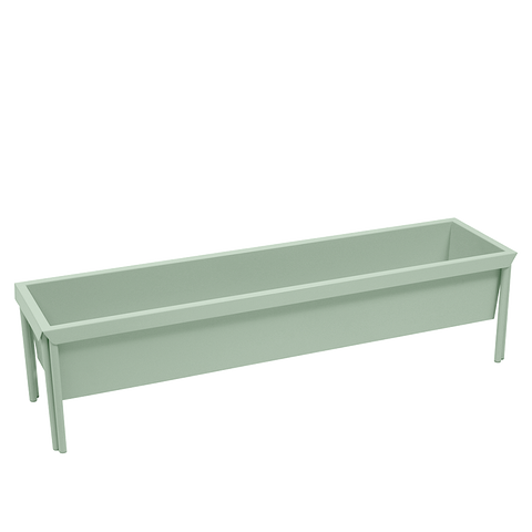 OUTDOOR CLASSIC PLANTER LOW - FURNITURE - DYKE & DEAN  - Homewares | Lighting | Modern Home Furnishings