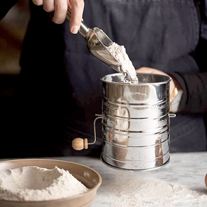 ROTARY FLOUR SIFTER