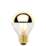 DYKE & DEAN LED GOLD CAP GOLF BALL E27 BULB