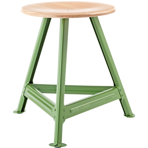 DYKE & DEAN SHOP STOOL SMALL