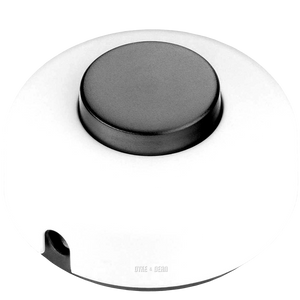 DOMINO FOOT INLINE LAMP SWITCH