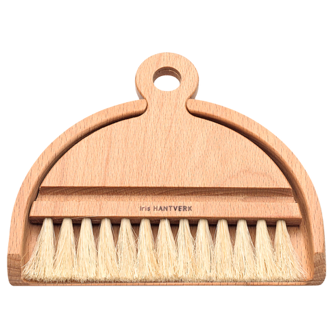 TABLE BRUSH AND PAN - UTILITY - DYKE & DEAN  - Homewares | Lighting | Modern Home Furnishings