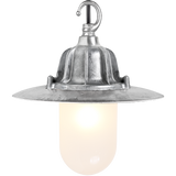 CAST SHADE LANTERN FROSTED