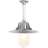 FIXED CEILING CAST LANTERN SHADE