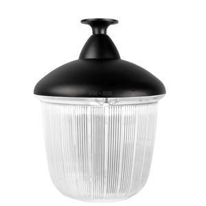 CAST LANTERN BLACK RIBBED CASE FIXED