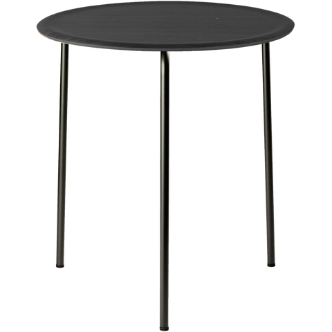 KEVI 2010 CAFE TABLE BLACK