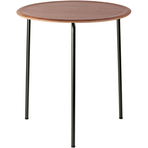 KEVI 2010 CAFE TABLE WALNUT