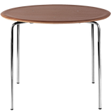 KEVI 2011 CAFE TABLE WALNUT