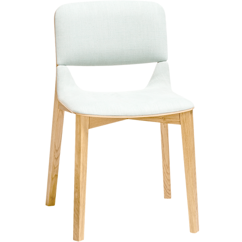 TON CHAIR LEAF UPHOLSTERED