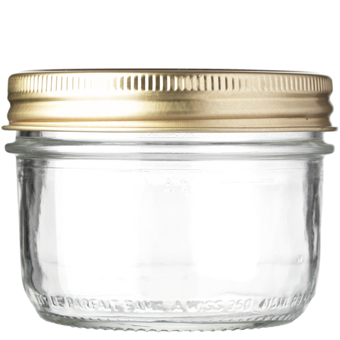 LE PARFAIT SCREW TOP PRESERVING JAR 200ML