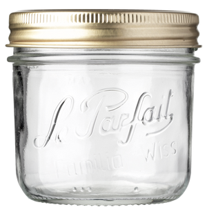 LE PARFAIT SCREW TOP PRESERVING JAR 350ML