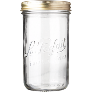 LE PARFAIT SCREW TOP PRESERVING JAR 750ML