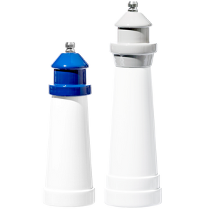 LIGHTHOUSE FAMILY SALT & PEPPER MILLS