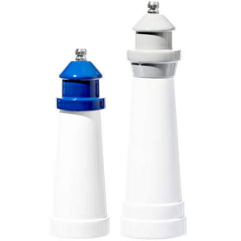 LIGHTHOUSE FAMILY SALT & PEPPER MILL - KITCHENWARE - DYKE & DEAN  - Homewares | Lighting | Modern Home Furnishings