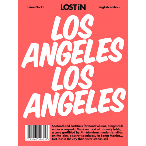 LOST IN LA - BOOKS - DYKE & DEAN  - Homewares | Lighting | Modern Home Furnishings
