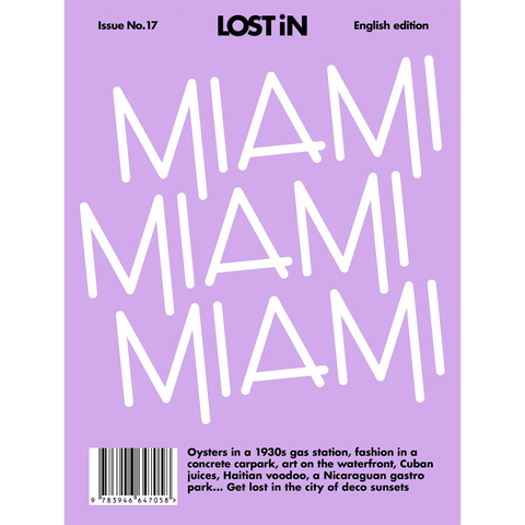 LOST IN MIAMI - BOOKS - DYKE & DEAN  - Homewares | Lighting | Modern Home Furnishings