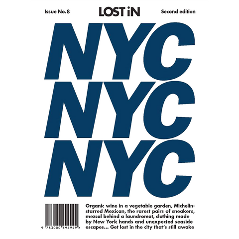LOST IN NYC - BOOKS - DYKE & DEAN  - Homewares | Lighting | Modern Home Furnishings