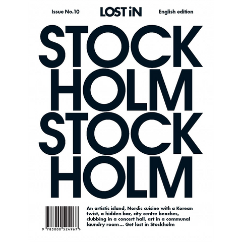 LOST IN STOCKHOLM - BOOKS - DYKE & DEAN  - Homewares | Lighting | Modern Home Furnishings