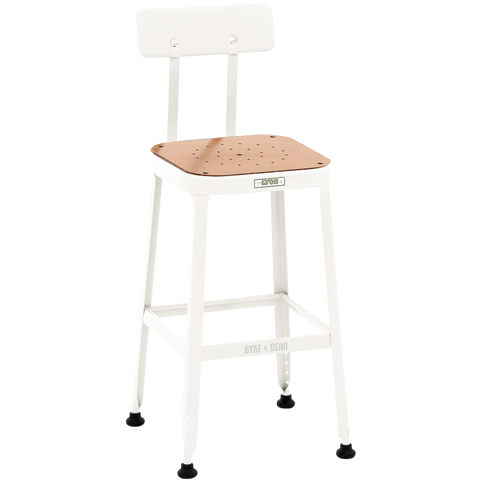 LYON BAR STOOLS WITH BACK